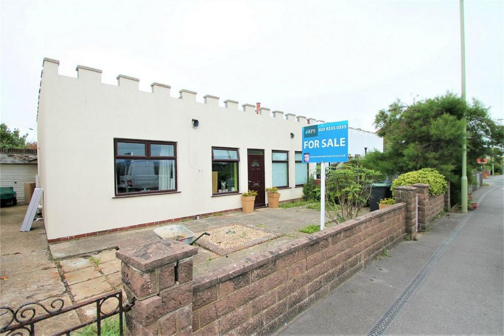 4 Bedrooms Semi Detached Bungalow for sale in Portsmouth Road, Lee-on-the-Solent, Hampshire