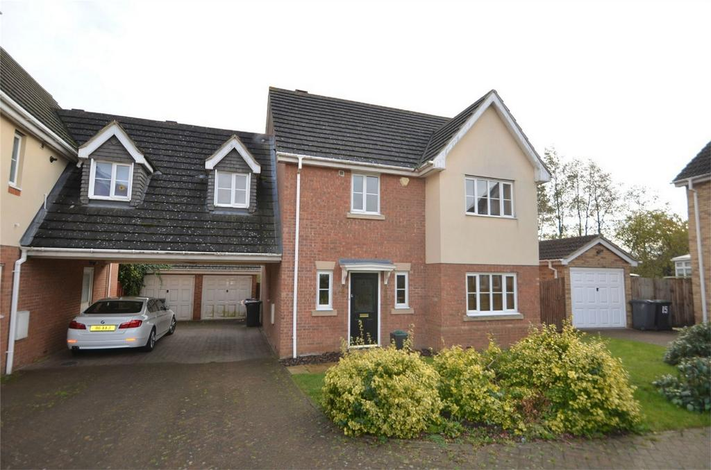 4 Bedrooms Detached House for sale in Swallow Close, SHEFFORD, Bedfordshire