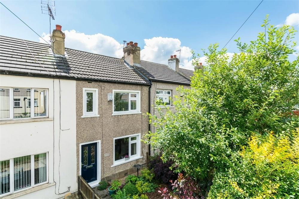 2 Bedrooms Terraced House for sale in Kilroyd Avenue, Hunsworth, West Yorkshire