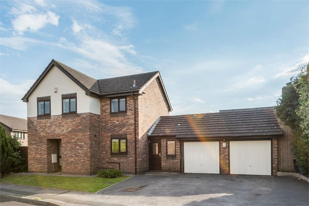 4 Bedrooms Detached House for sale in Cheviot Gate, LOW MOOR, West Yorkshire