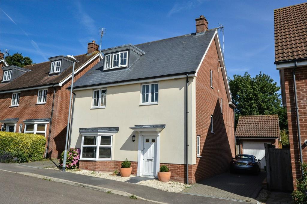 4 Bedrooms Detached House for sale in 22 Crabtrees, Saffron Walden