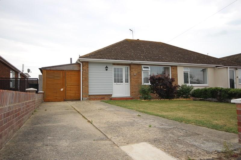 2 Bedrooms Semi Detached Bungalow for sale in Tudor Green, Clacton-On-Sea