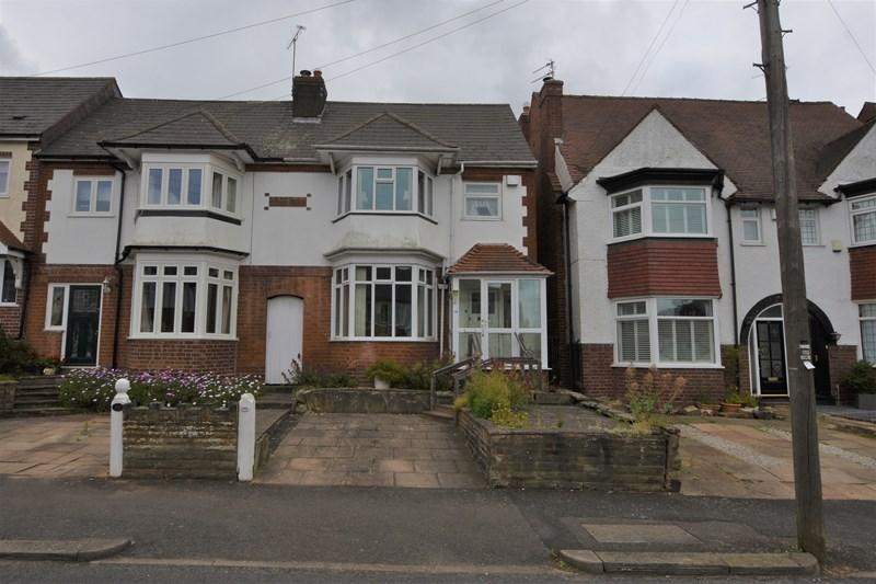3 Bedrooms End Of Terrace House for sale in Beechwood Road, Smethwick