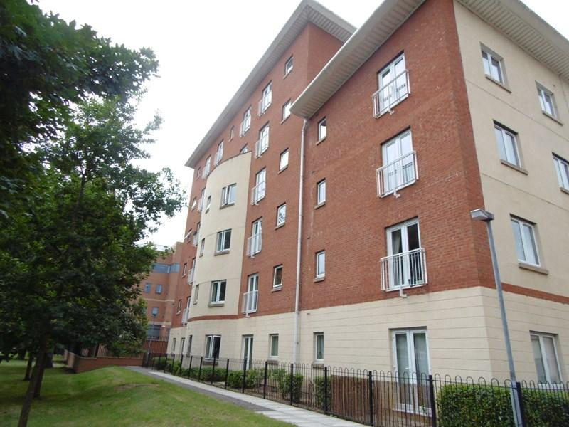 1 Bedroom Flat for sale in Soudrey Way, Cardiff Bay, CARDIFF