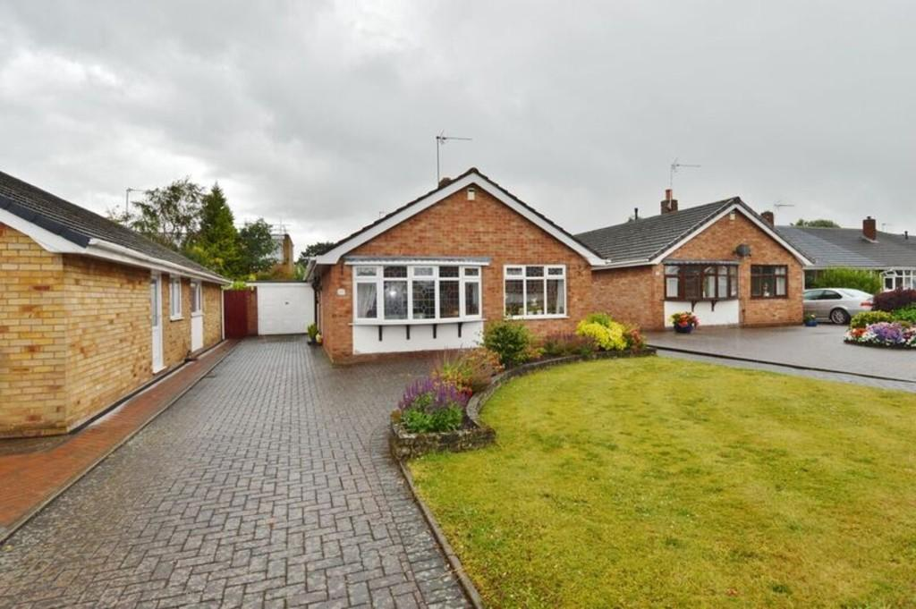 3 Bedrooms Detached Bungalow for sale in Tithebarn Road, Rugeley