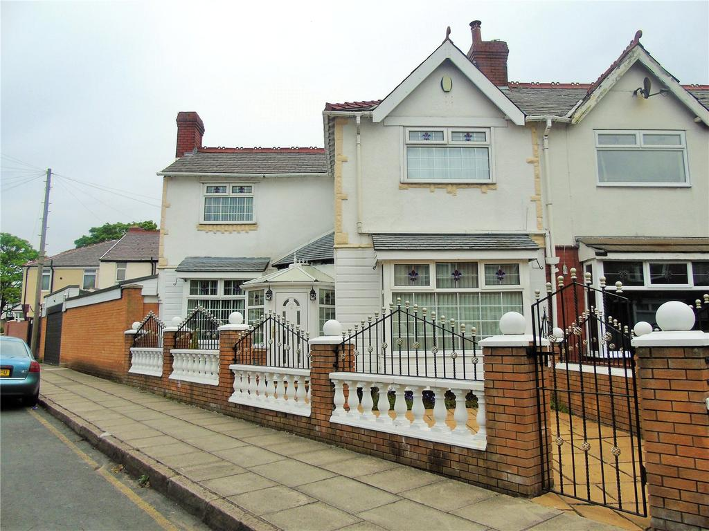 3 Bedrooms Semi Detached House for sale in Caldy Road, Aintree, Liverpool, L9