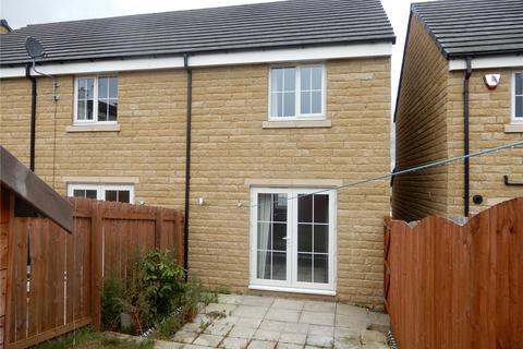 2 bedroom end of terrace house to rent - Hops Drive, Birkby, Huddersfield, HD1