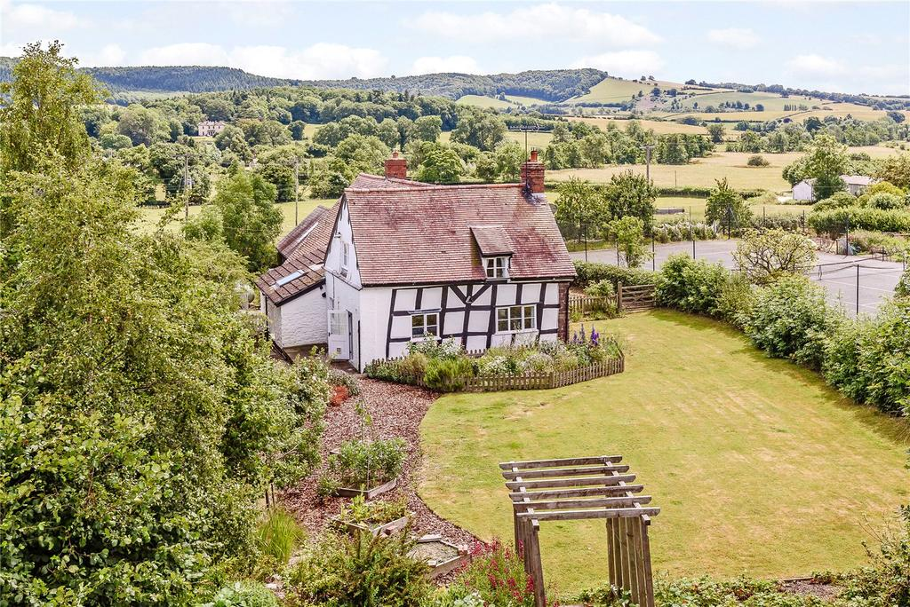 4 Bedrooms Detached House for sale in Abcott, Clungunford, Craven Arms, Shropshire