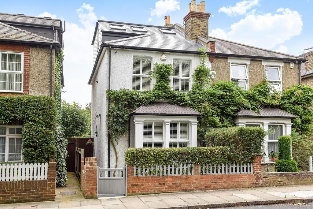 4 Bedrooms Semi Detached House for sale in Bonner Hill Road, Kingston upon Thames