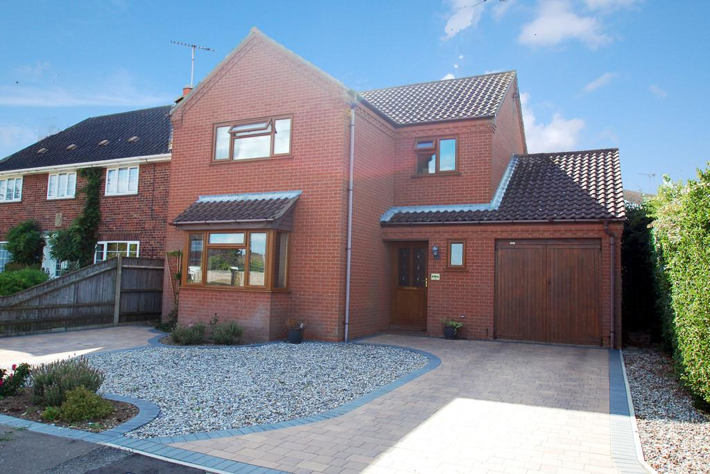 4 Bedrooms Detached House for sale in Mundesley Road, North Walsham