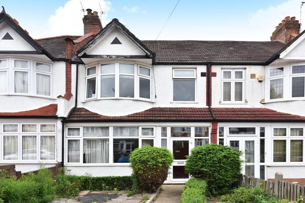 3 Bedrooms Terraced House for sale in Cranston Road, Forest Hill, SE23