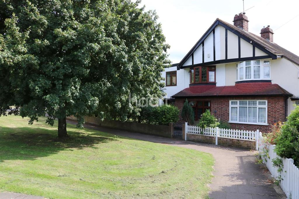 4 Bedrooms Semi Detached House for sale in Park Avenue, Orpington