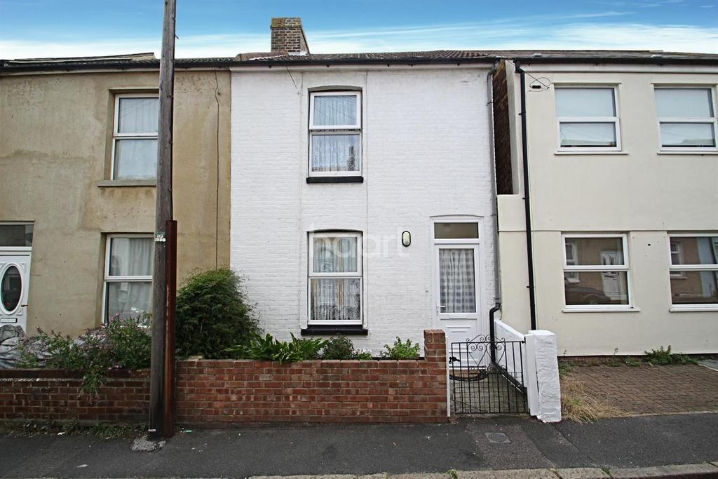 2 Bedrooms End Of Terrace House for sale in Alma Road, Ramsgate, CT11