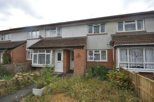2 Bedrooms Maisonette Flat for sale in Shackleton Way, Woodley, Reading