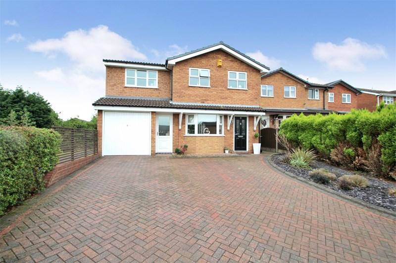 4 Bedrooms Detached House for sale in Quincy Rise, Amblecote, BRIERLEY HILL