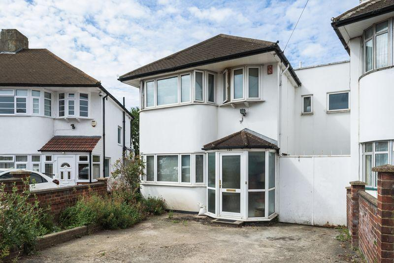 4 Bedrooms Detached House for sale in Woolacombe Road, Blackheath