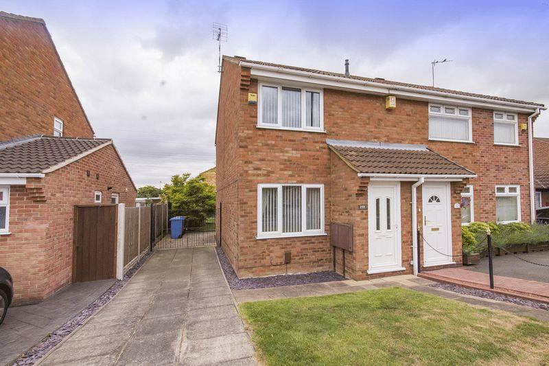 2 Bedrooms Semi Detached House for sale in Keldholme Lane, Derby