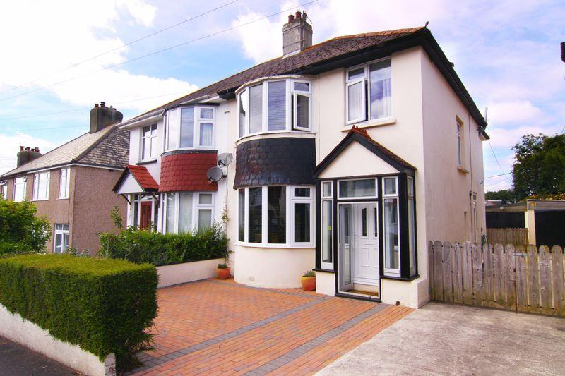 3 Bedrooms Semi Detached House for sale in Leaholes Avenue, Okehampton