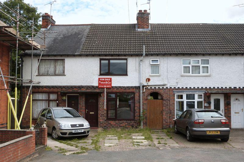 2 Bedrooms Terraced House for sale in Denacre Avenue, South Wigston