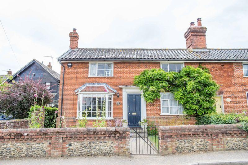 3 Bedrooms Semi Detached House for sale in Norwich Road, Dickleburgh