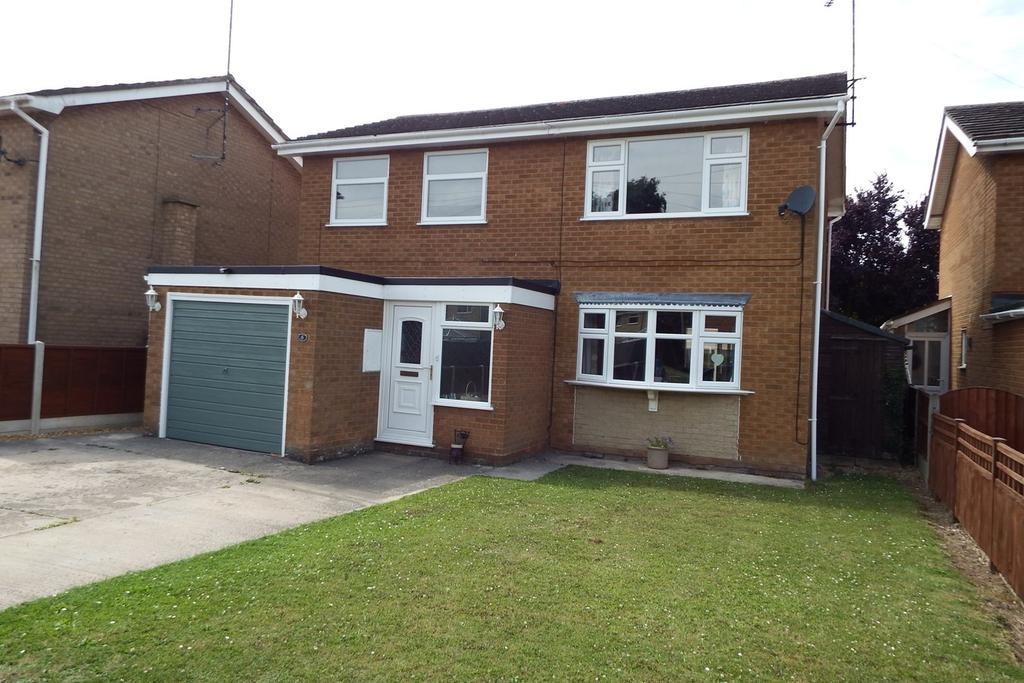 4 Bedrooms Detached House for sale in Rainton Court, Spalding, PE12