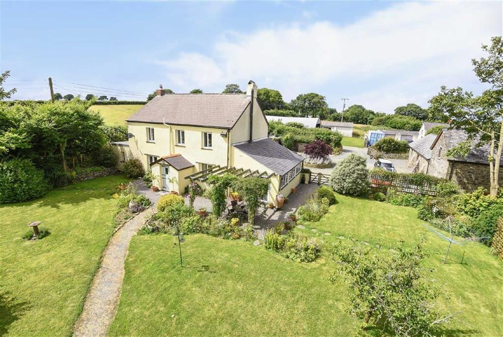 5 Bedrooms Detached House for sale in Woolsery, Bideford, Devon, EX39