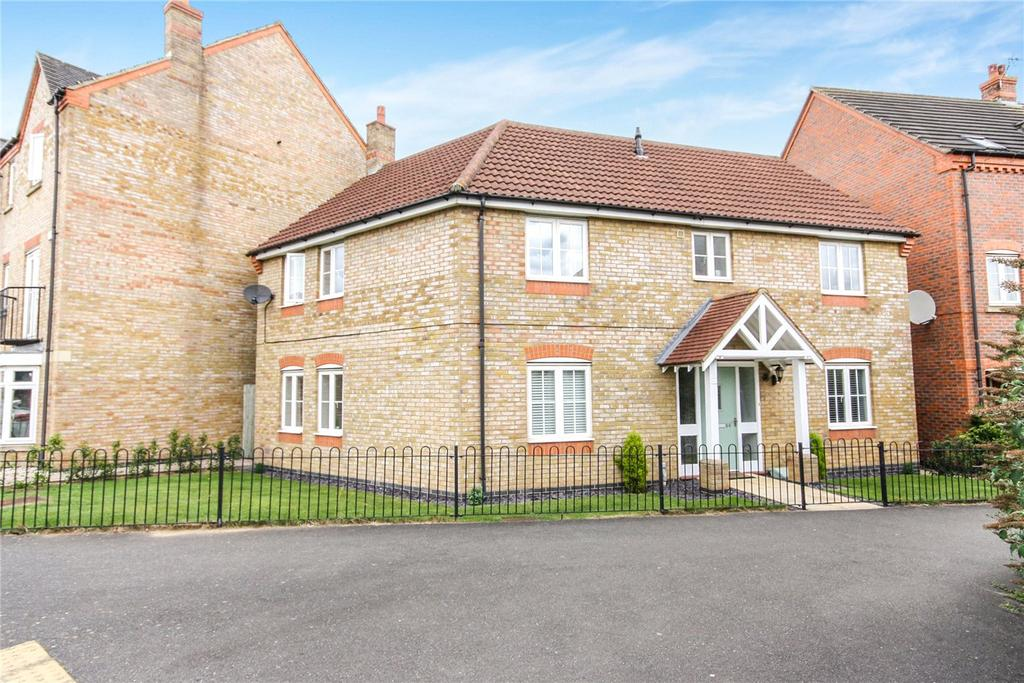 4 Bedrooms Detached House for sale in Venables Way, Lincoln, Lincolnshire, LN2