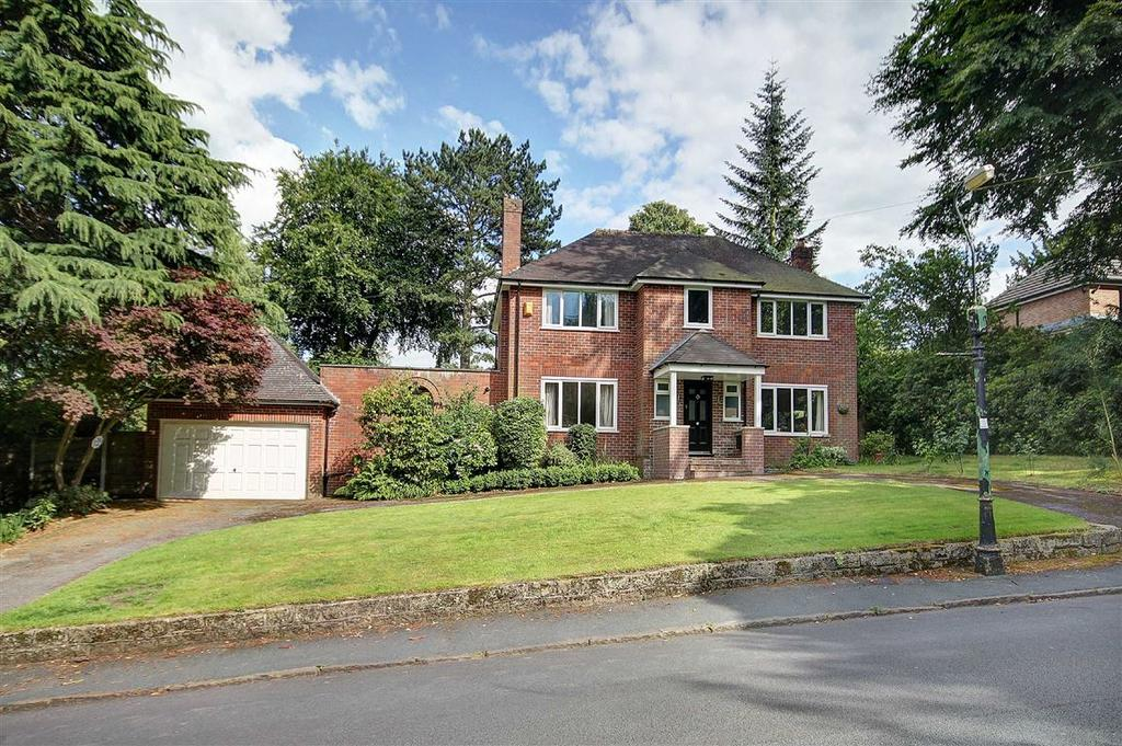 4 Bedrooms Detached House for sale in Highgate Road, Altrincham, Cheshire