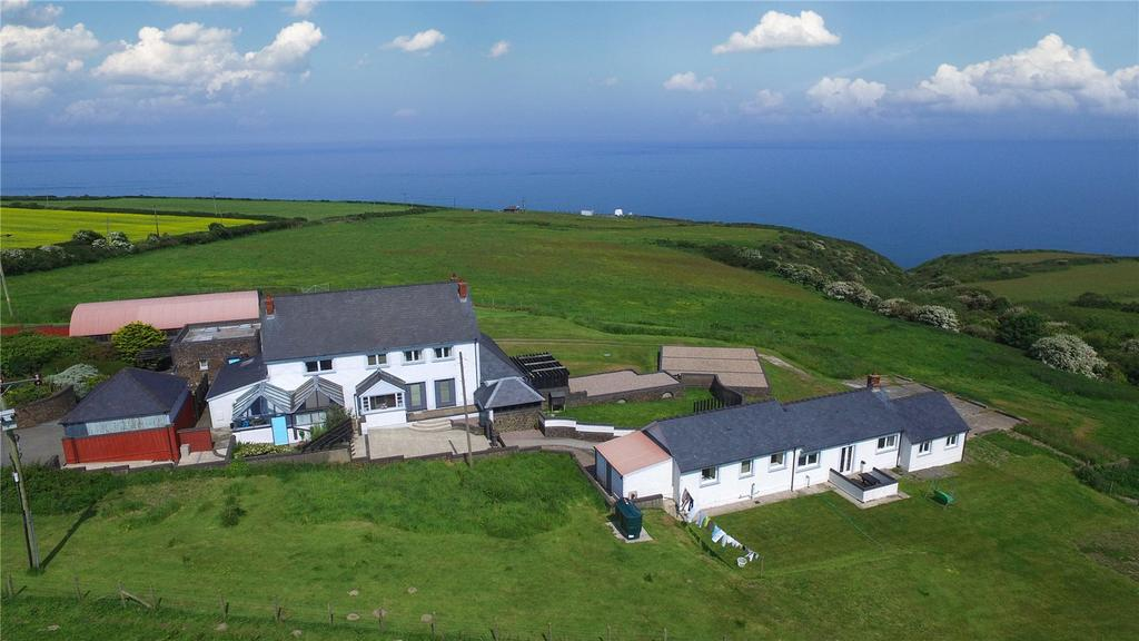 5 Bedrooms Detached House for sale in Nr Mwnt, Cardigan, Ceredigion, SA43