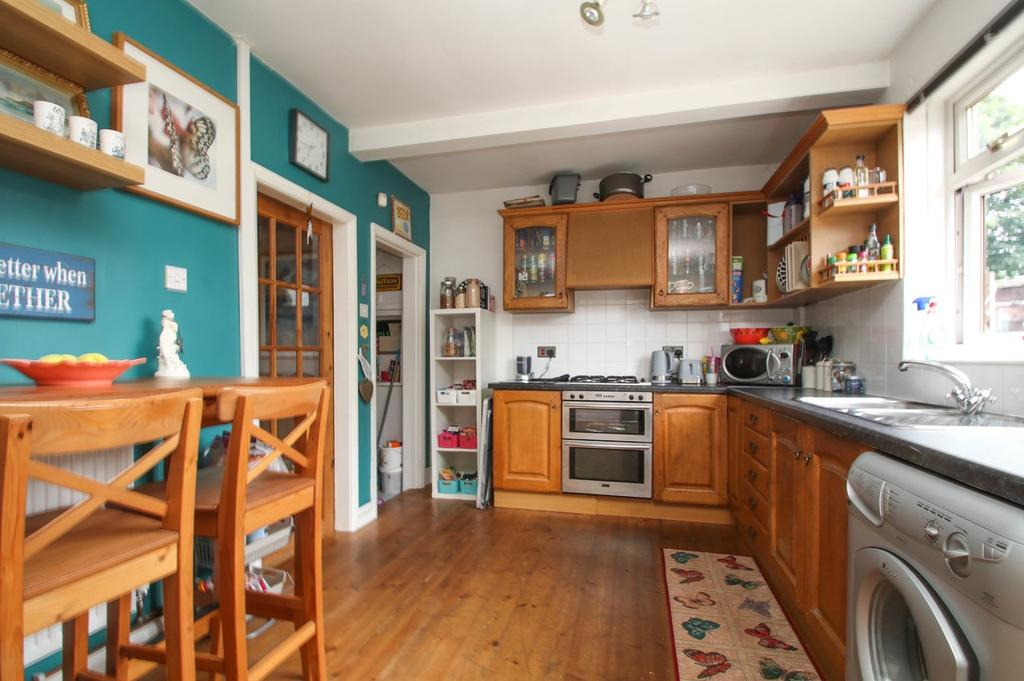 2 Bedrooms Terraced House for sale in Matlock Road, Stretford, Manchester, M32