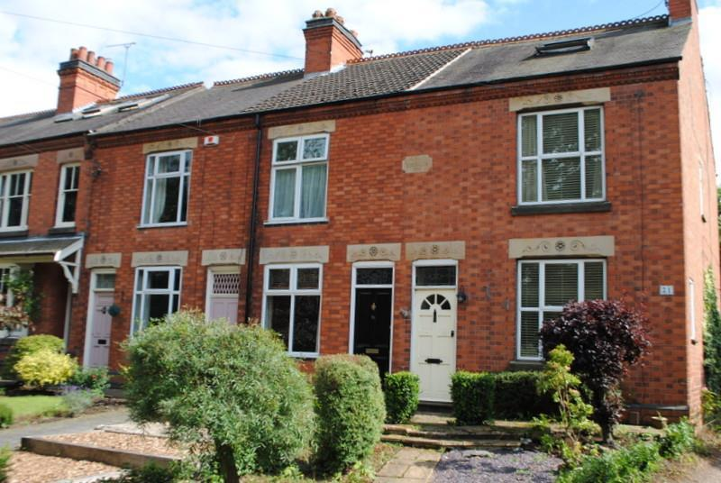2 Bedrooms Terraced House for sale in Hallfields Lane, Rothley