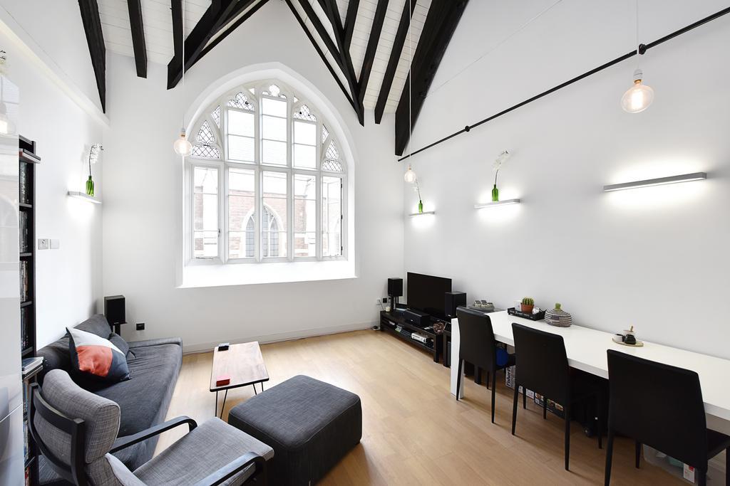 3 Bedrooms Flat for sale in Eastway, Hackney Wick, London