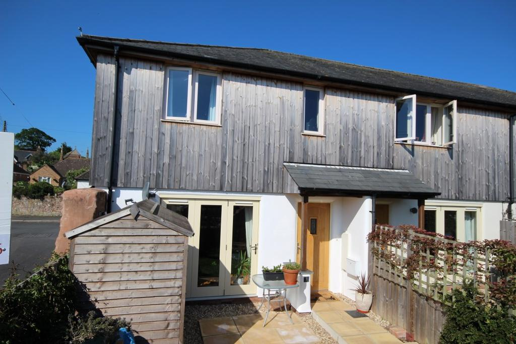 3 Bedrooms Terraced House for sale in Half Acre, Williton, Taunton TA4