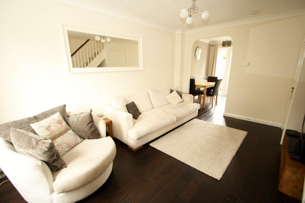 2 Bedrooms Terraced House for sale in Britannia Gardens, Grange Park SO30