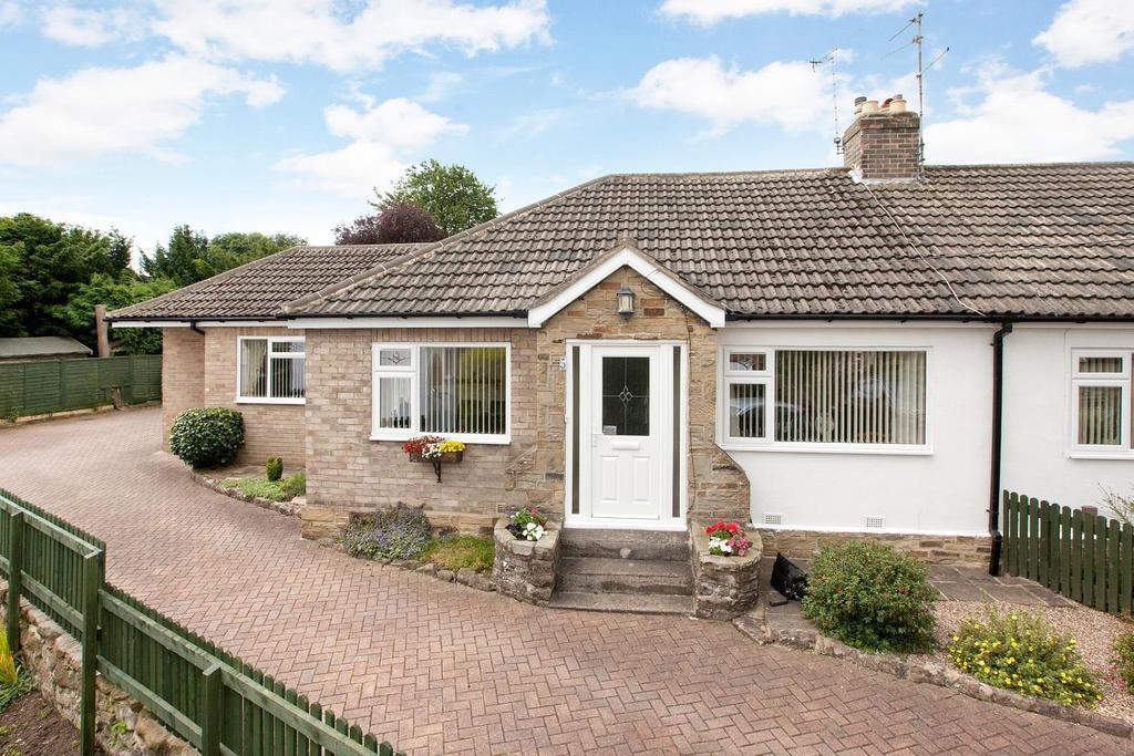3 Bedrooms Bungalow for sale in York Close, Knaresborough