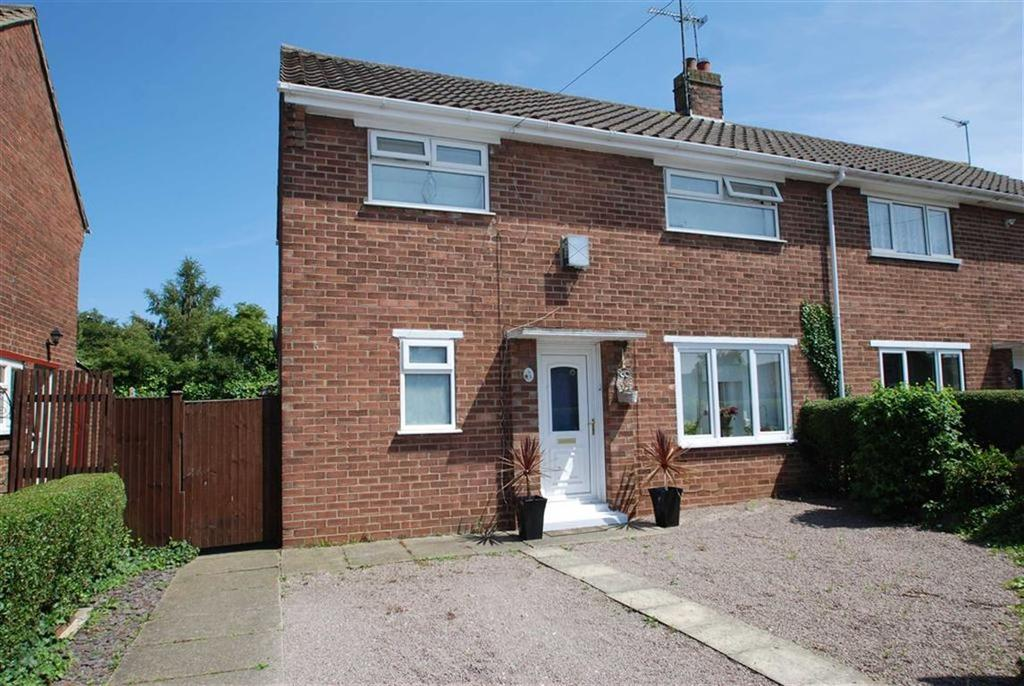 3 Bedrooms Semi Detached House for sale in Wellington Road, Boston
