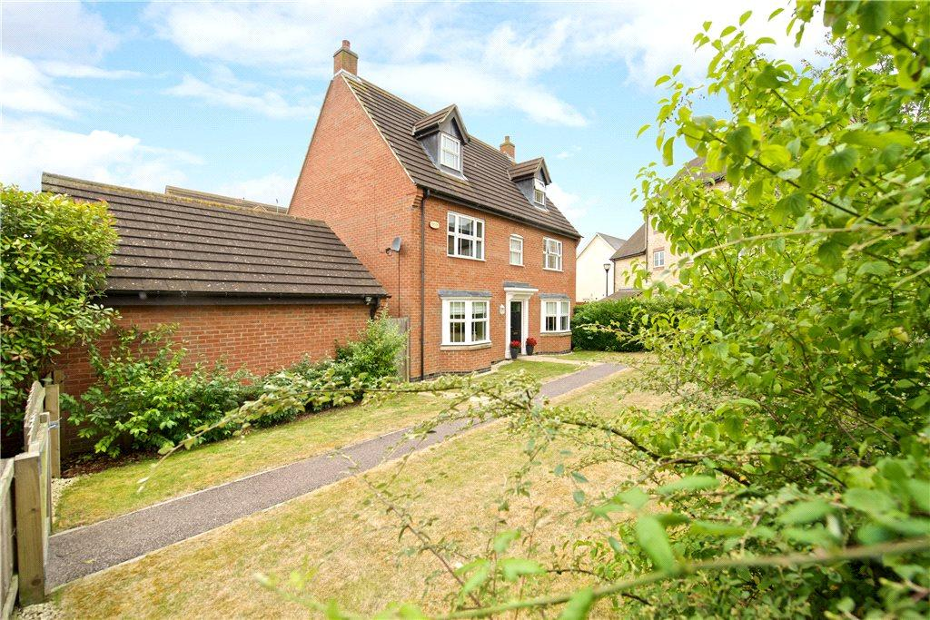 5 Bedrooms Detached House for sale in Stonebridge Grove, Monkston Park, Milton Keynes, Buckinghamshire