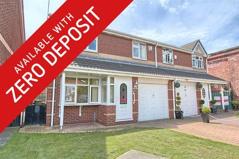 3 bedroom semi-detached house to rent - Saint Johns Close, Stockton-on-Tees