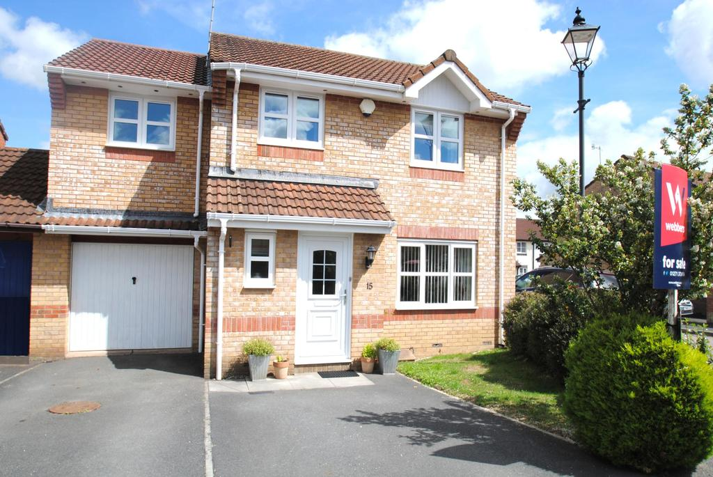 4 Bedrooms Detached House for sale in Middle Combe Drive, Roundswell