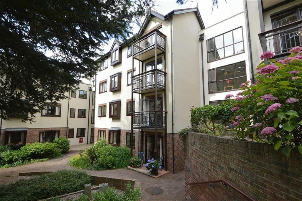 2 Bedrooms Apartment Flat for sale in The Cedars, Abbey Foregate, Shrewsbury