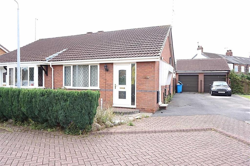 2 Bedrooms Detached Bungalow for sale in Cawthorne Drive, Pickering road, Hull, HU4