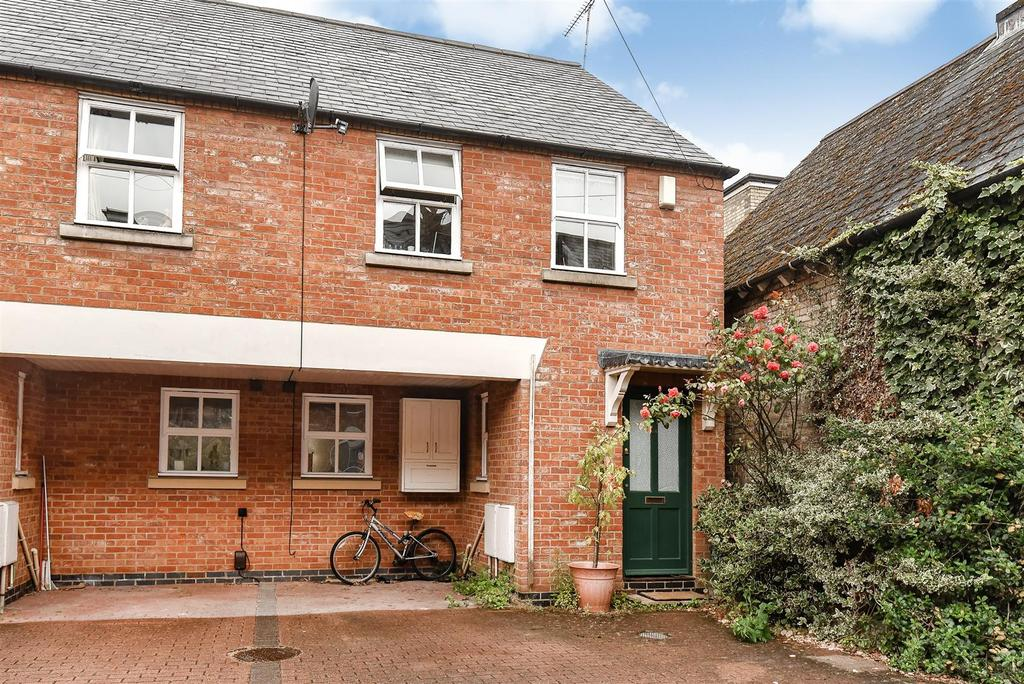 3 Bedrooms Semi Detached House for sale in Vicarage Lane, New Hinksey