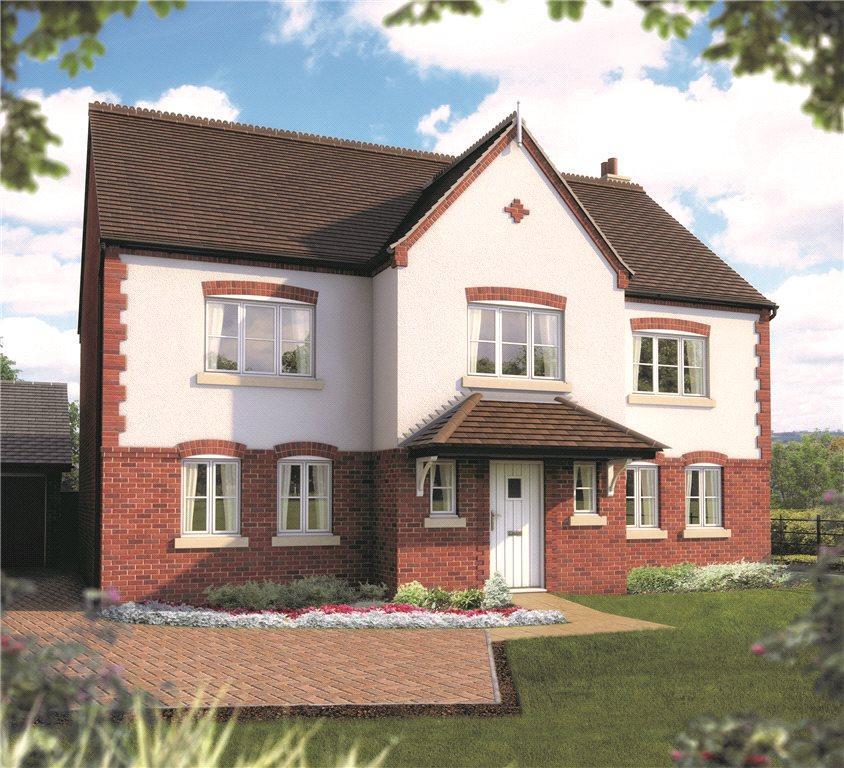 5 Bedrooms Detached House for sale in Stratford Leys, Bishopton Lane, Bishopton, Stratford-upon-Avon, CV37