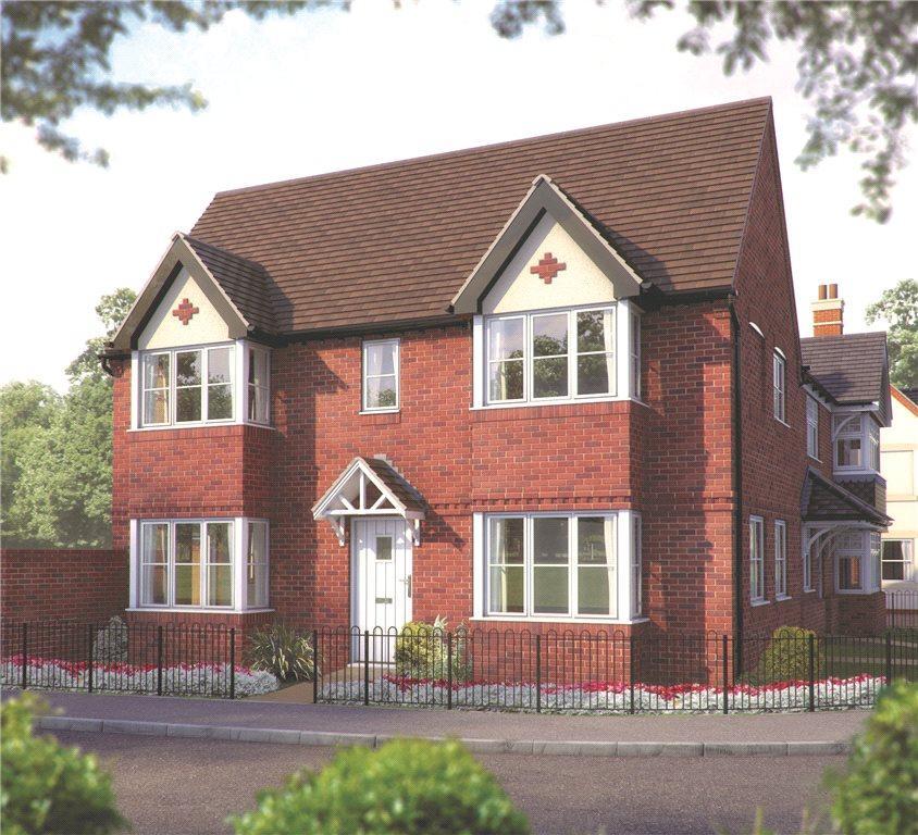 3 Bedrooms Detached House for sale in Stratford Leys, Bishopton Lane, Bishopton, Stratford-upon-Avon, CV37