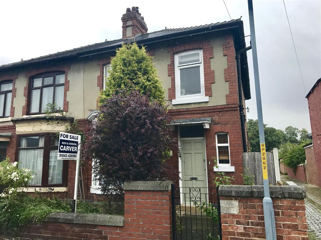 3 Bedrooms Semi Detached House for sale in Pinewood Road, Stockton-On-Tees