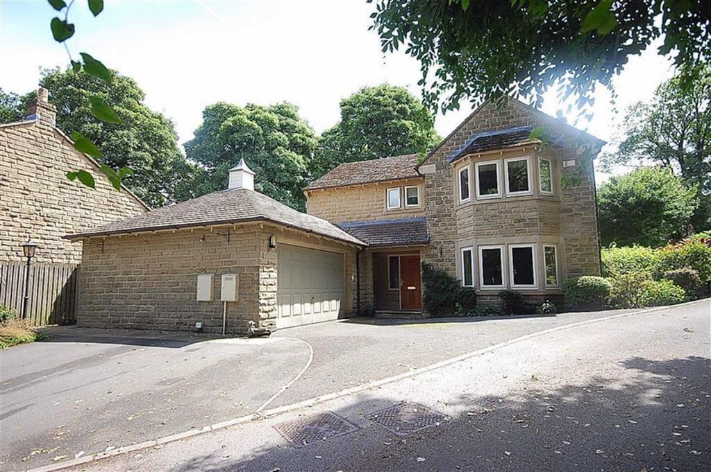 4 Bedrooms Detached House for sale in Easedale Gardens, Lindley, Huddersfield, HD3