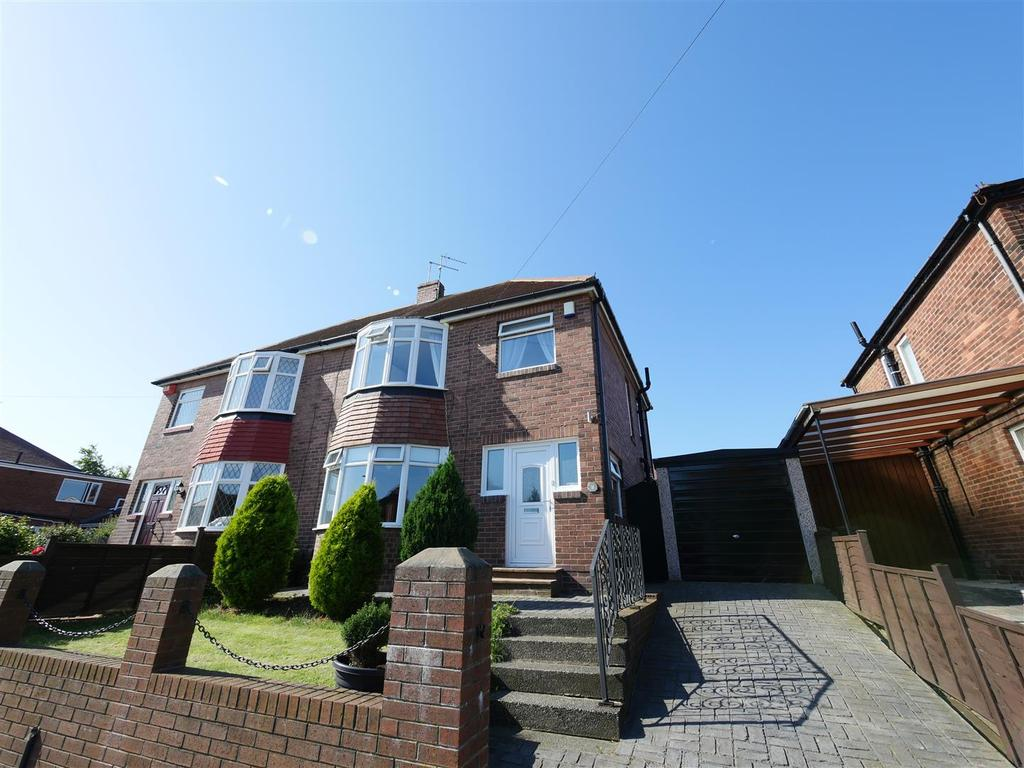 3 Bedrooms Semi Detached House for sale in Glenesk Road, Tunstall, Sunderland