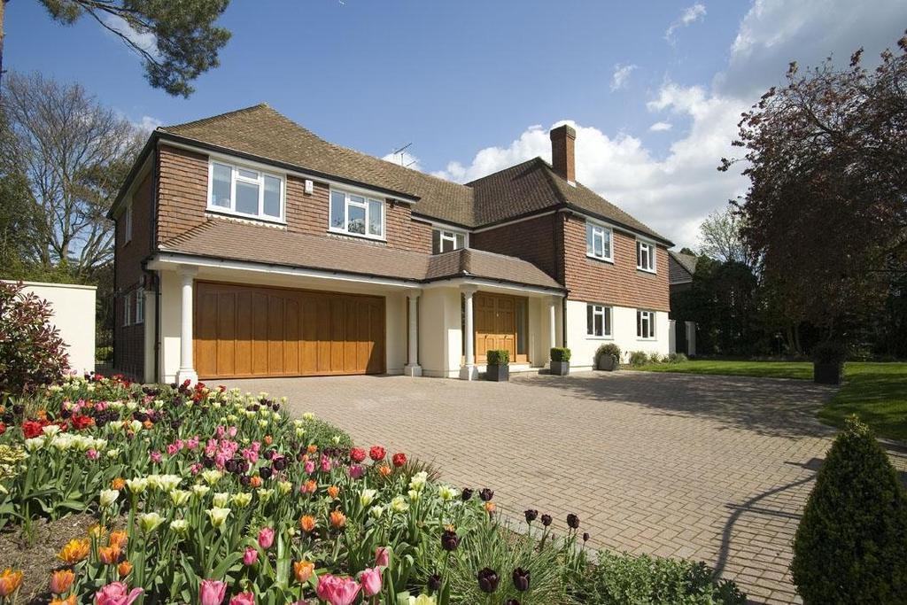 8 Bedrooms Detached House for sale in Miles Lane, Cobham, Surrey, KT11
