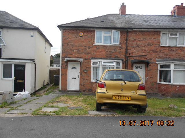 2 Bedrooms Semi Detached House for sale in Denville Crescent, Bordesley Green, Birmingham B9