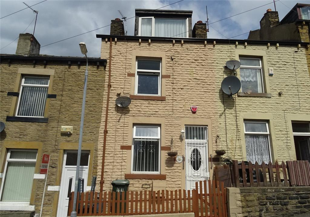 3 Bedrooms Terraced House for sale in Prospect Road, Otley Road, Bradford, West Yorkshire, BD3